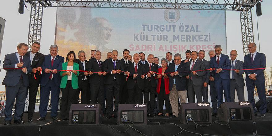 CHP Genel Başkanı Kemal Kılıçdaroğlu: Çok şükür bu ülkede Cumhuriyet Halk Partisi var
