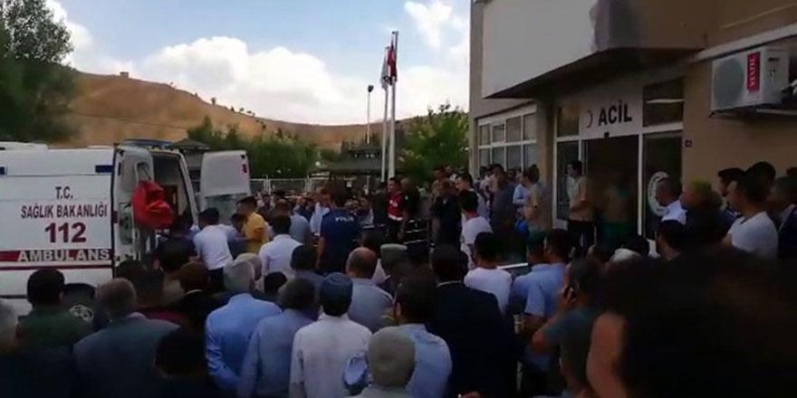 Bitlis'te katliam gibi kaza: 10 ölü var