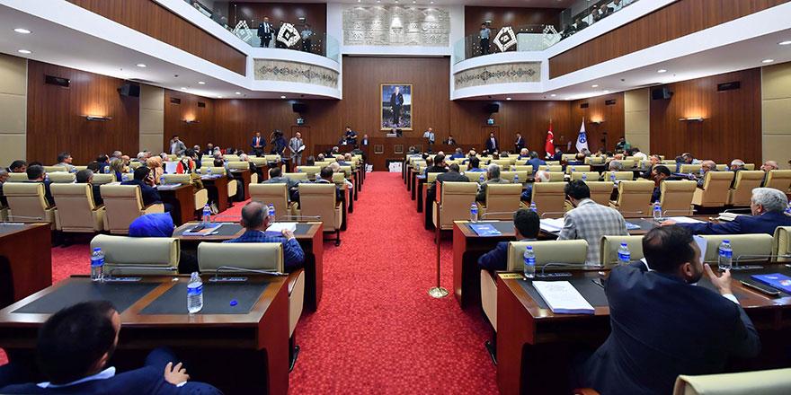 Ankara'da su indirimi Büyükşehir Meclisi'nde görüşüldü