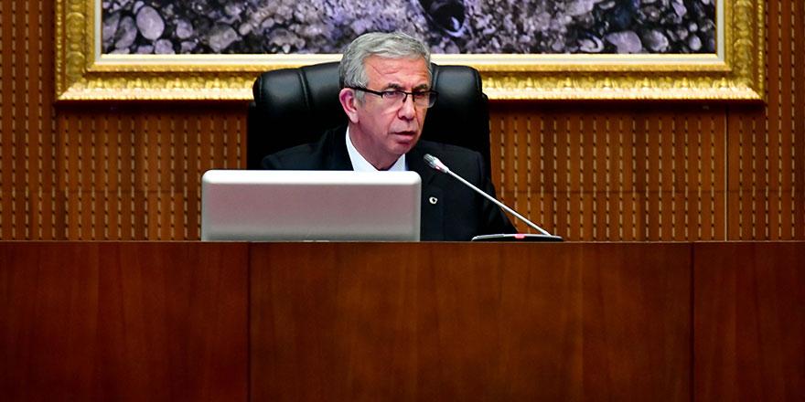 Mansur Yavaş: Yasalara uymak zorundayız
