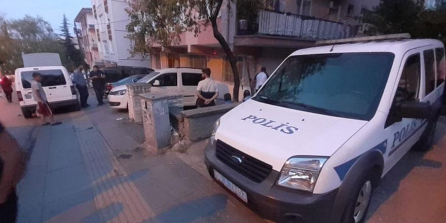 Ankara'daki kötü kokular gelen evde ceset bulundu