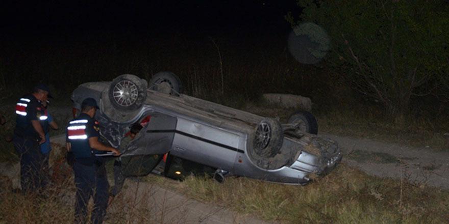 Konya'da feci trafik kazası: 3 yaralı