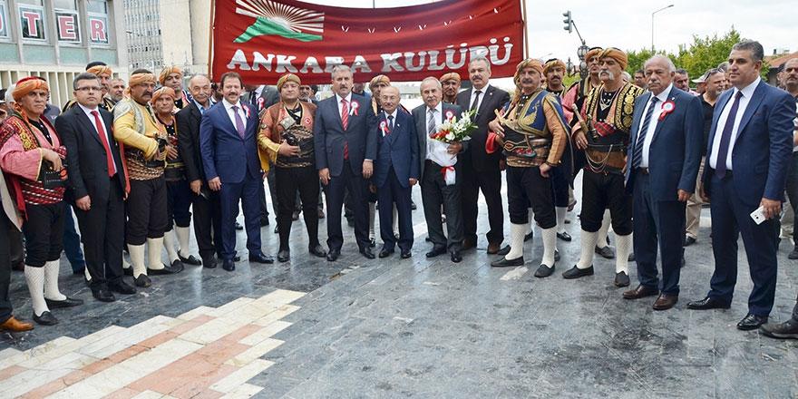 Ahilik Haftası, Ankara'da törenle kutlanacak