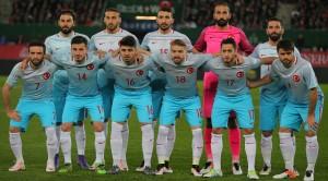 İngiltere maçı için TFF'ye 350 bin Euro