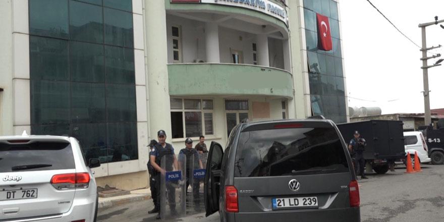 Diyarbakır'ın Kulp İlçe Belediyesi'ne kayyum geldi