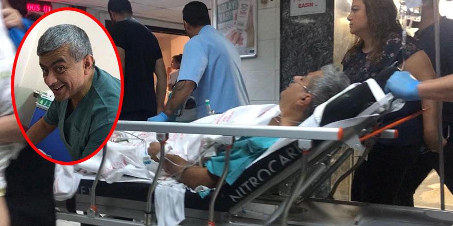 Feci olay! Dişi uyuşmadı doktoru bıçakladı