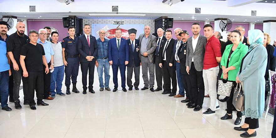 Mamak Belediye Başkanı Murat Köse, Gazileri Unutmadı
