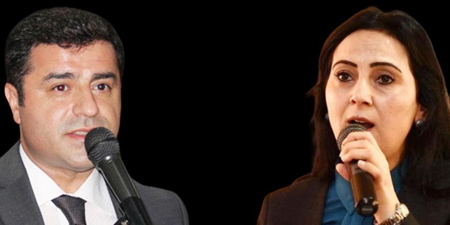 Yüksekdağ ve Demirtaş'a tutuklama kararı