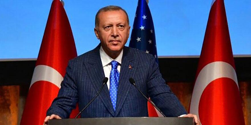 Erdoğan'dan ABD'de önemli mesajlar