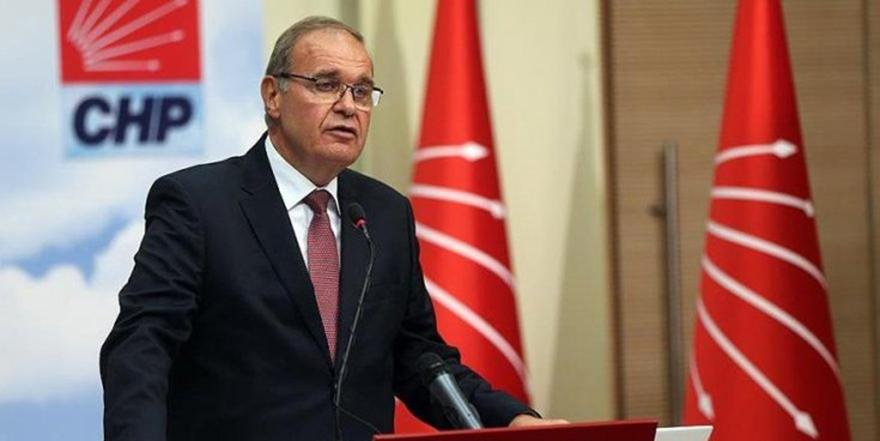 CHP'li Faik Öztrak'tan IMF görüşmelerine ilişkin açıklamalarda bulundu.