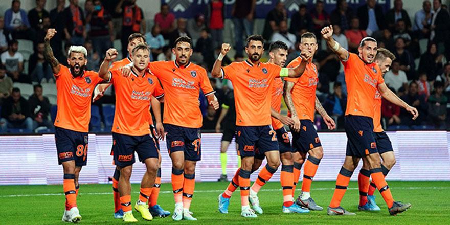 Başakşehir gol şov yaptı