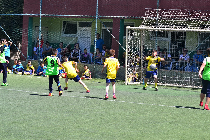 Ankaragücü Akyurt'a futbol okulu açtı