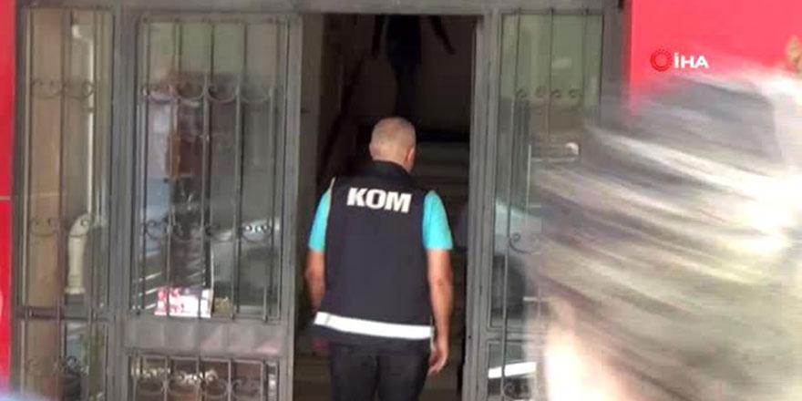 Ankara'nın göbeğine genelev kuran fuhuş mafyası çökertildi