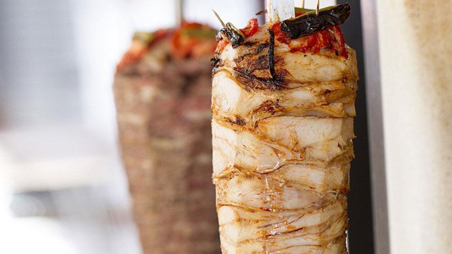 Tavuk döner severler dikkat: Martı döner yiyor olabilirsiniz