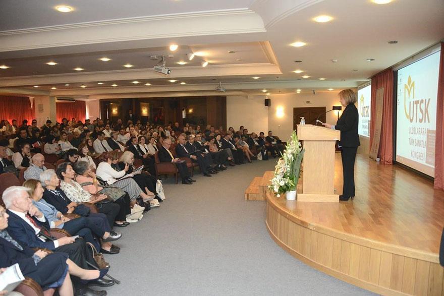 Türk Sanatları Kongresi için 19 ülke Ankara'da