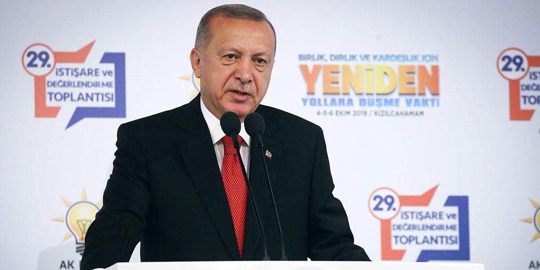 Cumhurbaşkanı Erdoğan'dan 40+1 açıklaması