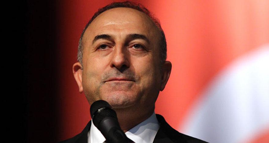 Bakan Çavuşoğlu'ndan kritik Suriye mesajı