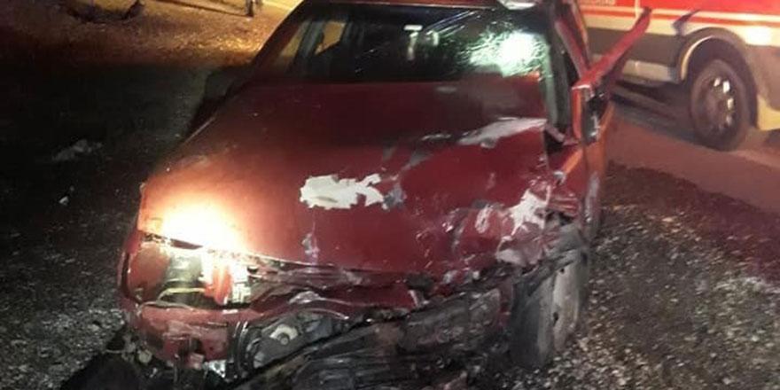 Nallıhan-Göynük yolunda trafik kazası: 6 yaralı