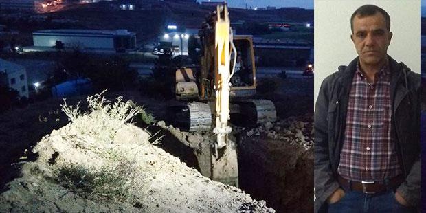 Kahramankazan'da toprak kayması: 1 ölü