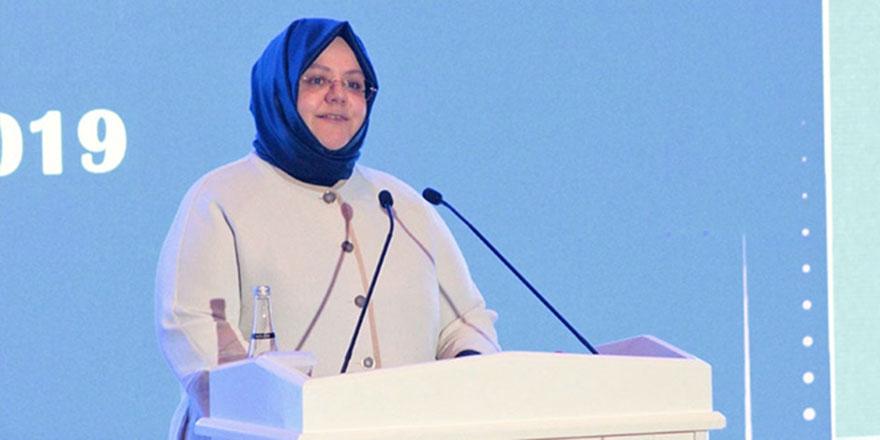 Aile, Çalışma ve Sosyal Hizmetler Bakanı Zehra Zümrüt Selçuk, istihdam müjdesi verdi