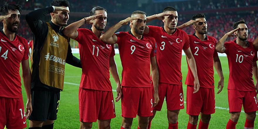 Türkiye, Arnavutluk takımını yendi