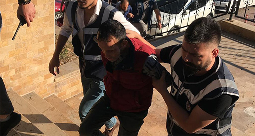Yüz nakliyle tanınmıştı, adam öldürmeye teşebbüs suçundan tutuklandı
