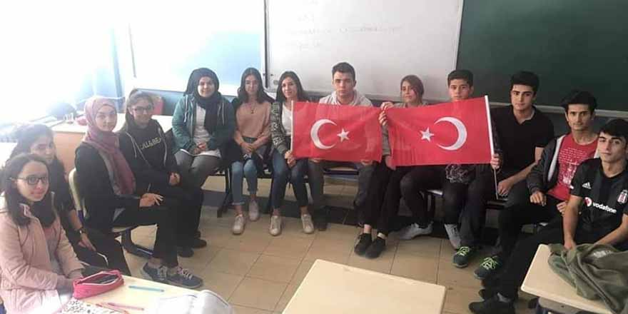 TLB üyelerinden kahraman Mehmetçiğimize destek