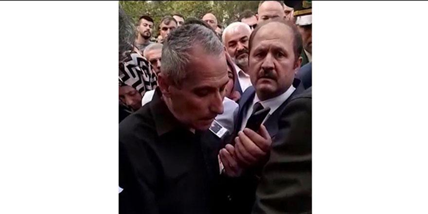 Kırıkkaleli şehidin babasına Cumhurbaşkanı Erdoğan'dan taziye telefonu