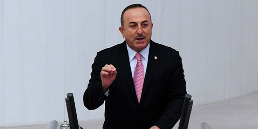 Mevlüt Çavuşoğlu: Oyunu bozduk