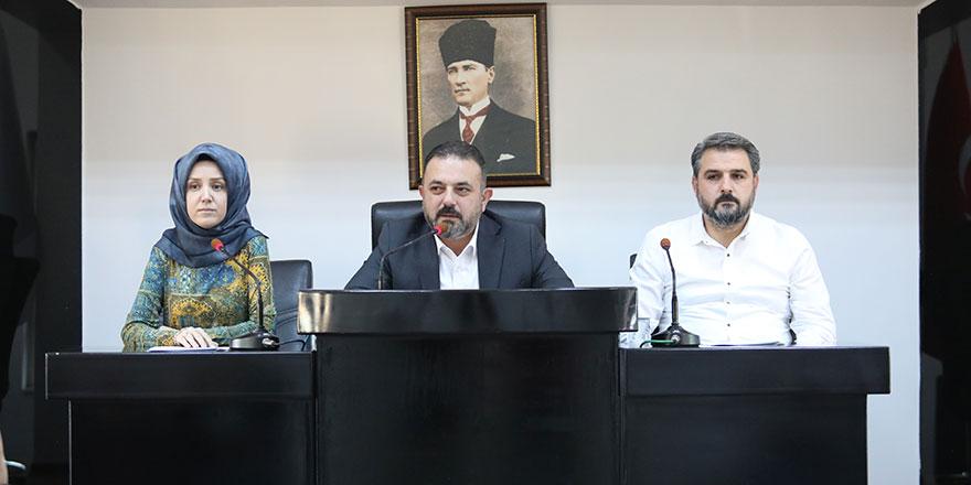Sincan Belediyesi'nden Barış Pınarı Harekâtı bildirisi