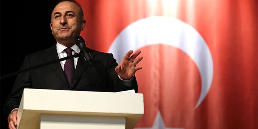 """Bakan Çavuşoğlu: """"Ara verdik"""""""
