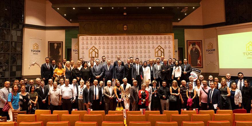 Emlak müşavirleri Ankara'da toplandı