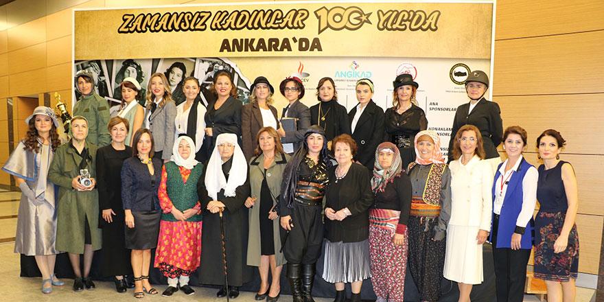 Türkiye'nin tarih yazmış zamansız kadınları