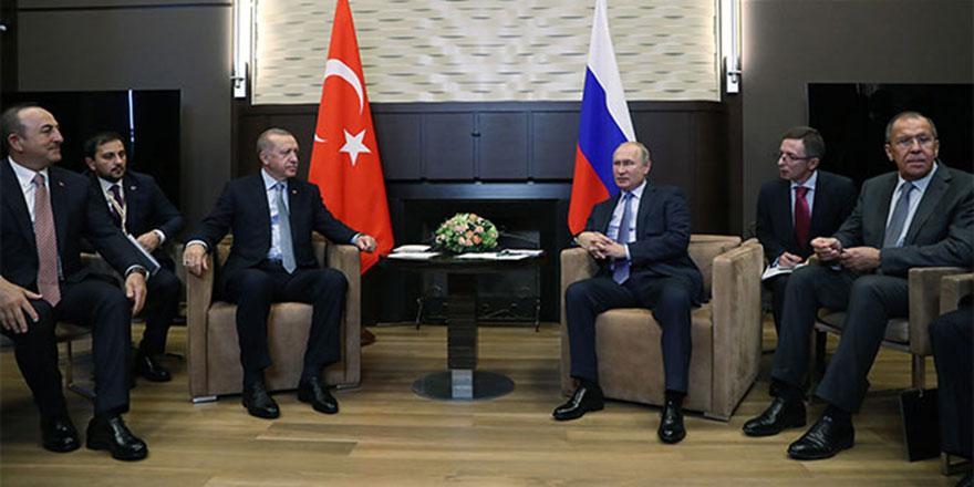 Türkiye-Rusya Federasyonu Arasında Mutabakat Muhtırası açıklandı