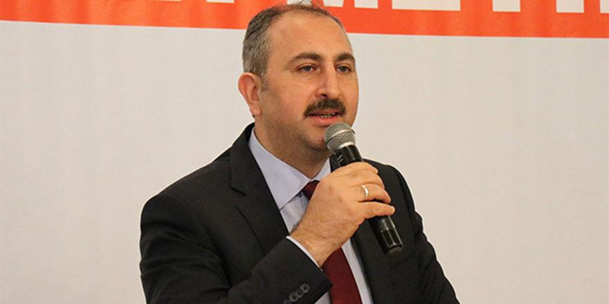 Adalet Bakanı Gül'den iade çağrısı