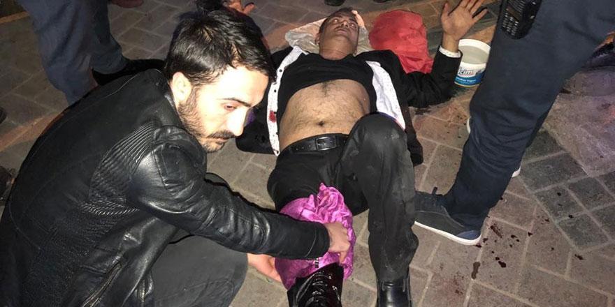 Ankara'da eğlence sonrası amcasını defalarca bıçakladı