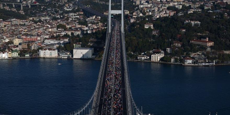 İstanbul'da maraton heyecanı!