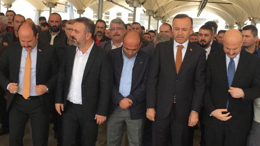 Sincan Belediye Başkanı Murat Ercan'ın acı günü