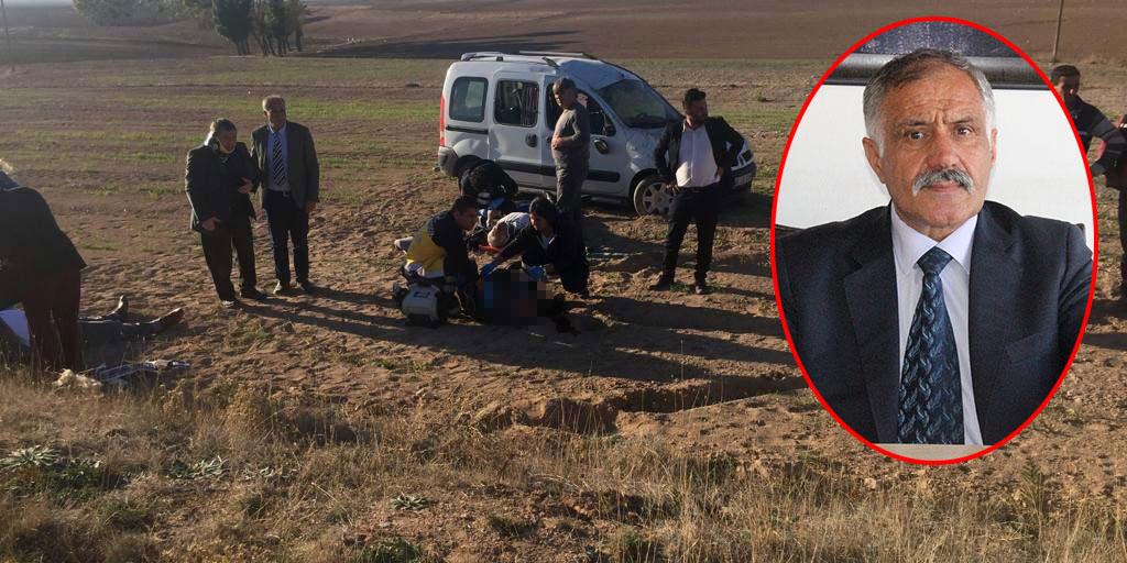 Yozgat feci kaza: İYİ Parti İl Başkanı Seyfi Bayrak hayatını kaybetti