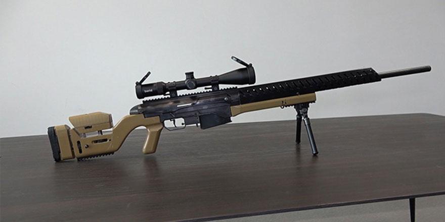 Milli tüfeğimize 3 ayrı ülkeden sipariş geldi