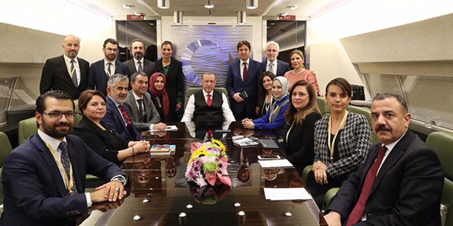 Erdoğan'dan ABD ziyaret öncesi önemli açıklamalar