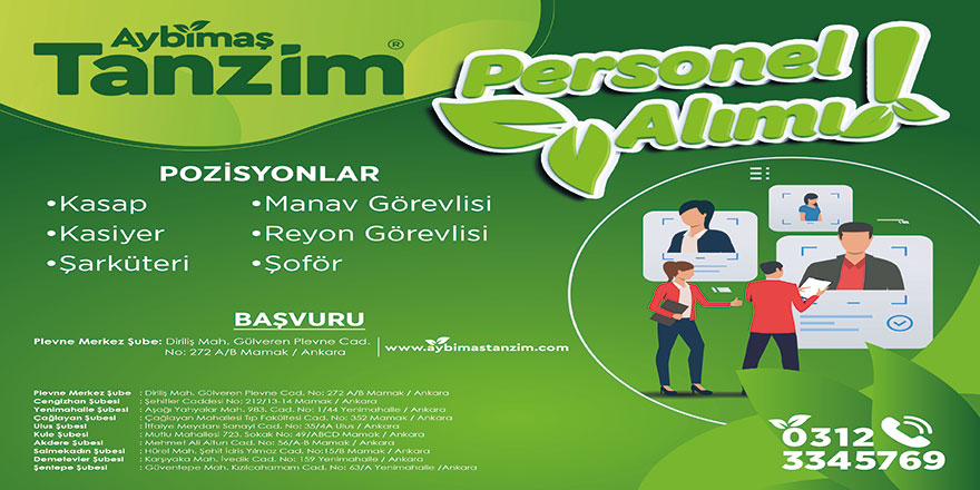Aybimaş Tanzim