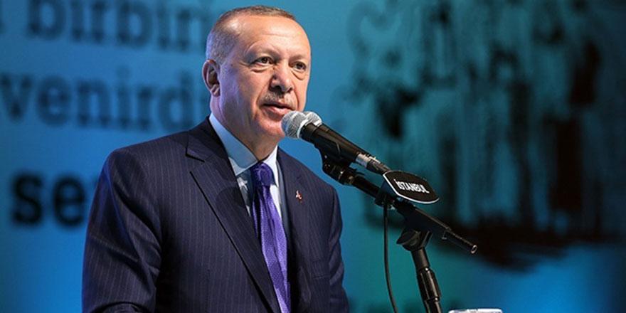 Cumhurbaşkanı Erdoğan: Suriyelileri bombaların altına gönderemeyiz