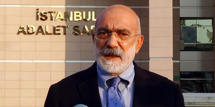 Ahmet Altan mahkemece tutuklandı