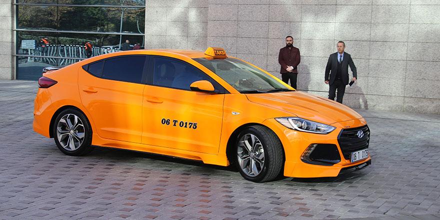 Taksilerde Ankara Kart dönemi