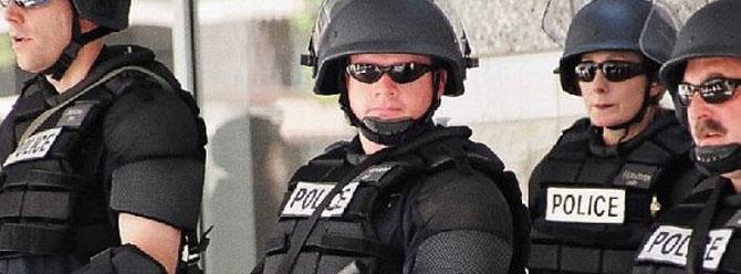 ABD'de bir polis ilk kez terör ile suçlandı