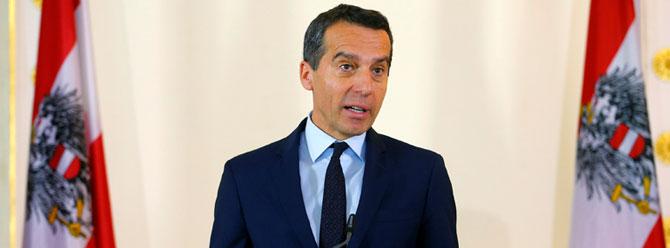 Avusturya Başbakanı: Türkiye'nin AB üyeliği imkansız bir şey
