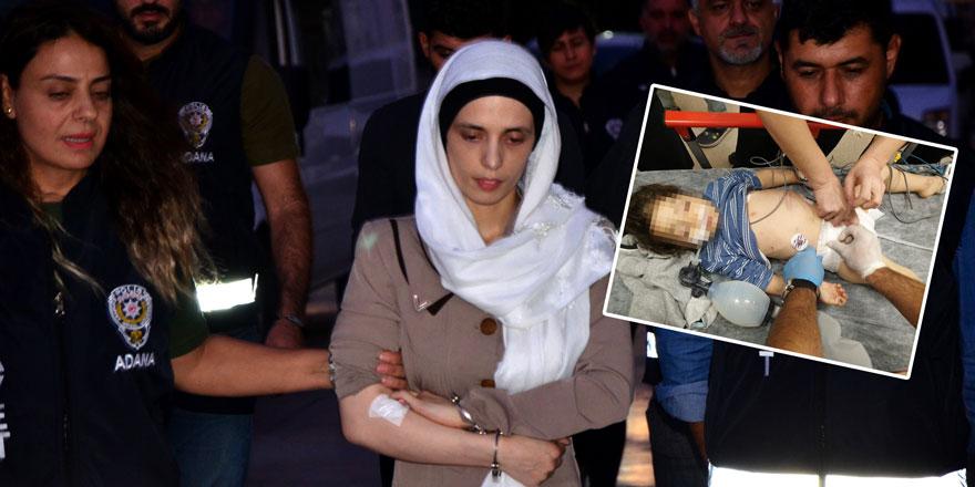 Adana'da üvey anne dehşeti: Çocuğu komaya soktu
