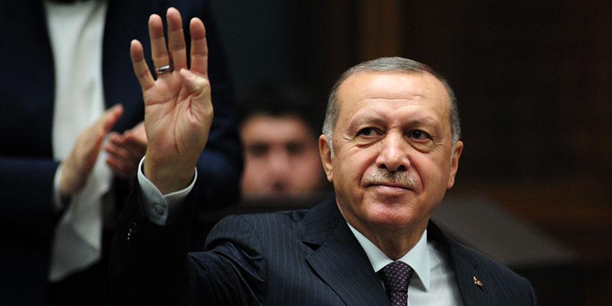 Cumhurbaşkanı Erdoğan'dan F-35 mesajı