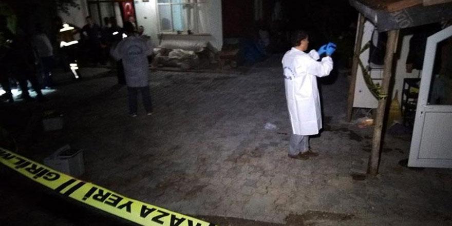 82 yaşındaki adam, pompalı tüfekle vurularak öldürüldü